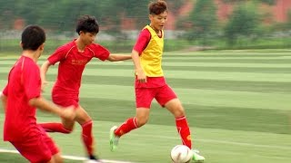 China's football academy: Reaching for World Cup glory