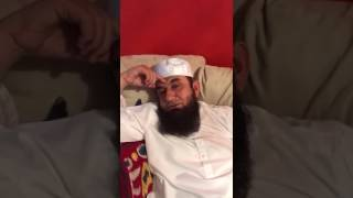 [Breaking News] Maulana Tariq Jameel got a severe headche attack. Request for Duaa's!