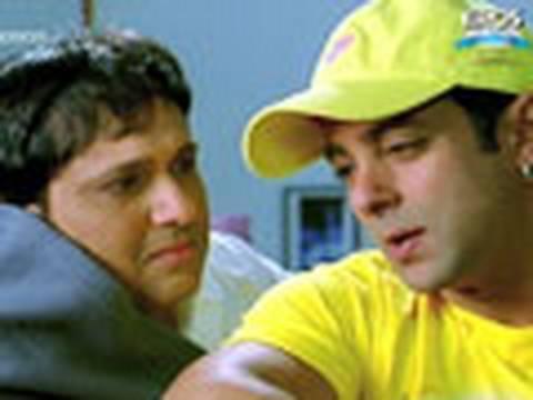 Salman gets emotional with Govinda Partner