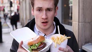 OLI WHITE'S FOOD CHALLENGE