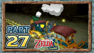 The Legend of Zelda: Spirit Tracks - Part 27 - Disorientation Station!