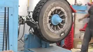 Tire retreading Mexican style