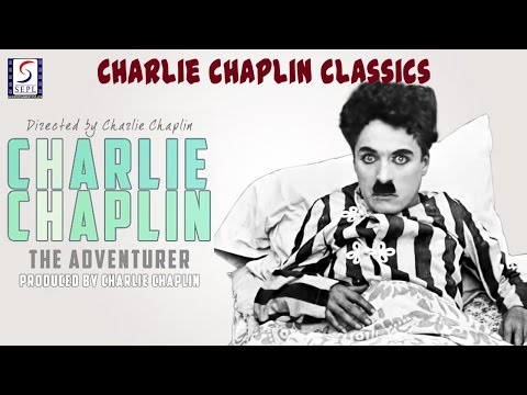 The Adventurer l Charlie Chaplin l Funny Silent Comedy Film (1917) Video Clip