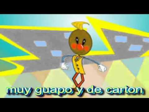 Pin Pon es un Muñeco Letra ProduccionesHA