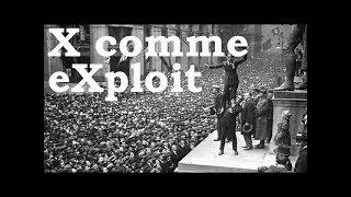 Charlie Chaplin - X comme eXploit