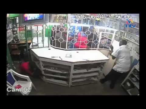 Xxx Mp4 Gangland Style Armed Robbery Captured By CCTV Cameras 3gp Sex
