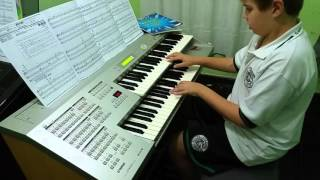 Duel of fates -  Electone Stagea ELB01