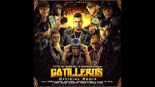 Gatilleros Remix - Tito El Bambino Ft Más 2015 Estreno
