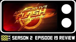 The Flash Season 2 Episode 19 Review w/ Violett Beane   AfterBuzz TV