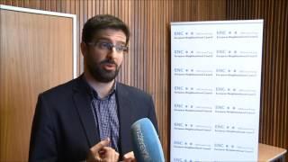 ENC Central Asia Interview: Andreas Marazis talks to Kazakh National TV & Kazinform