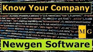 Newgen Software Technologies Ltd | Know Your Company by Markets Guruji