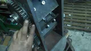 Подрібнювач гілок від ДМ