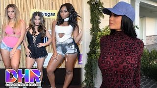 Fifth Harmony Down Another Member? Kylie Jenner Shows Off Boob Job? (DHR)