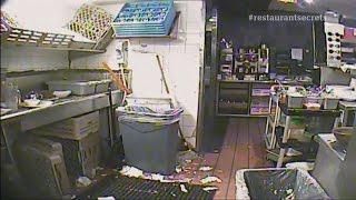 Restaurant violations: Canada