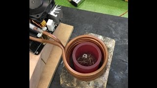 1000w ZVS induction heating Part 1
