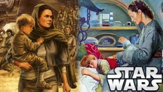 Why Did Plagueis Choose Shmi to Be Anakin's Mother? Star Wars Explained