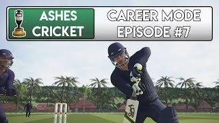 THE CAMERA DEBATE - Ashes Cricket Career Mode #7