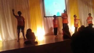 Tu És Real - Dj PV feat. Fernandinho, Gabriela Rocha (Coreografia Crianças ICV )