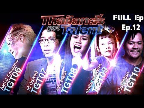 THAILAND'S GOT TALENT 2018 | EP.12 Semi-Final | 22 ต.ค. 61 Full Episode