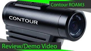 Contour ROAM3 Waterproof HD Video Camera Review