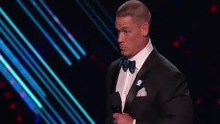John Cena Opening Monologue at ESPYS 2016