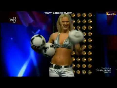 Yetenek Sizsiniz Türkiye Kadın Futbolcu Süper