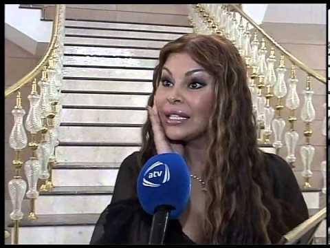 Aygun Kazimova Elza Seyidcahan Qalmaqal Div Elza 10LAR ATV