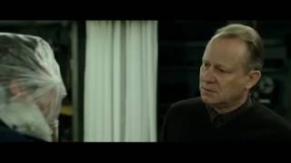 Sony Picture's The Girl With The Dragon Tattoo Torture Scene - Daniel Craig, Stellan Skarsgård