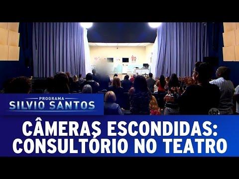 Câmera Escondida (18/12/16) - Consultório no Teatro