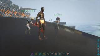 Ark Survival Evolved: Cheaters in Asia 639