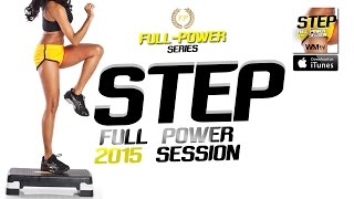 Hot Workout // Step Full Power Session (132 BPM / 32 Count) // WMTV