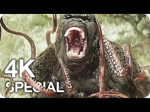 Xxx Mp4 KONG SKULL ISLAND Trailer Film Clips 4K UHD 2017 King Kong Movie 3gp Sex