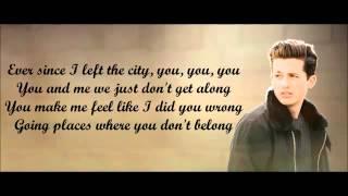 Hotline Bling - Charlie Puth ft Kehlani -Lyrics