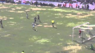 Gol Emaná penalty Panenka - Betis 4-0 Rayo Vallecano
