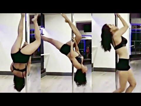 Xxx Mp4 Kriti Kharbanda HOT Pole Dance Video 3gp Sex