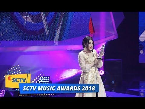 Download Lagu Via Vallen - Penyanyi Dangdut Paling Ngetop | SCTV Music Awards 2018 MP3