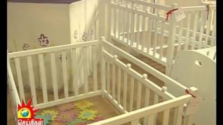 WOODY WOOD KIDS FURNITURE (KANAVU ILLAM KALAIGNER TV)