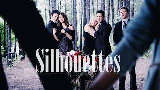 The Vampire Diaries - Silhouettes