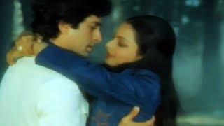 O Piya Bahroopiya - Rekha, Asha Bhosle, Kali Ghata Song