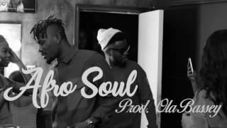 Afrobeat Soulful Dancehall Instrumental | Afro Soul | Prod. Ola Bassey