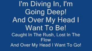 Lyrics to Dive by Steven Curtis Chapman