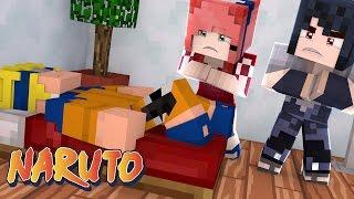 Minecraft : Naruto C - NARUTO ESTA NO HOSPITAL #6