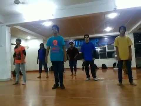 Sawan aaya hai (CREATURE) choreography @thump dance studio