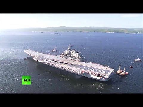 RT Russia Navy Day Parade 2014 Full Military Assets Drills & Performances 720p