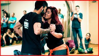 Jaymes Young - What Is Love Dance | Zouk | Léo Chaffe & Thayná Trovick | NYC Zouk Festival