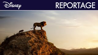 Le Roi Lion (2019) - Reportage : Réinventer le medium | Disney