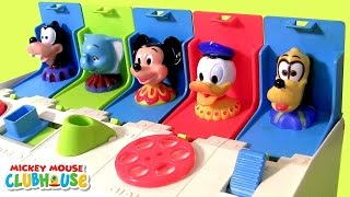 Mickey Mouse Clubhouse Pop-Up Pals Surprise Disney Baby Toys - Learn Colors with Dumbo Donald Minnie