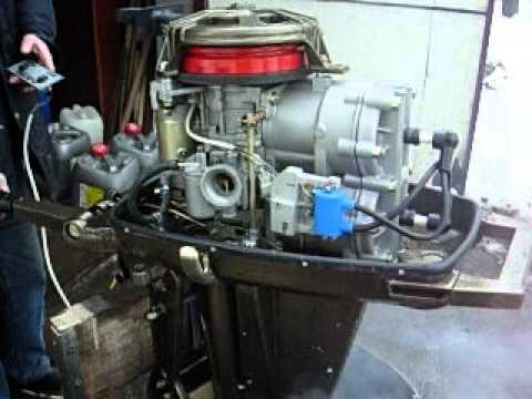 как перевести лодочный мотор на 92 бензин