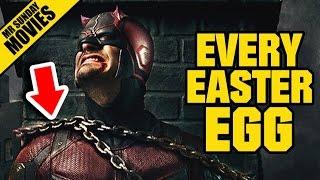 Watch DAREDEVIL Season 2 Easter Eggs, Secret Cameos & References