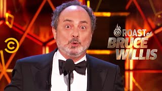 Kevin Pollak Delivers a Message from Christopher Walken - Roast of Bruce Willis